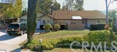 7570 Lakeside Drive, Riverside, CA 92509 - MLS#: EV18164957