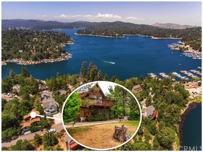 496 Emerald Drive, Lake Arrowhead, CA 92352 - MLS#: EV18165014