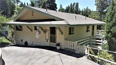 726 Arth Drive, Crestline, CA 92325 - MLS#: EV18165156