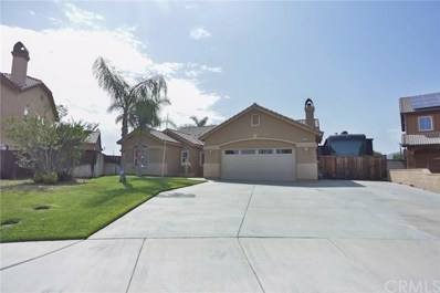 1615 Kirby Court, Beaumont, CA 92223 - MLS#: EV18167156