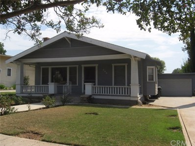 508 S Eureka Street, Redlands, CA 92373 - MLS#: EV18167912