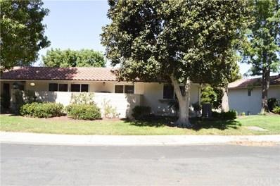 3277 San Amadeo UNIT P, Laguna Woods, CA 92637 - MLS#: EV18168489