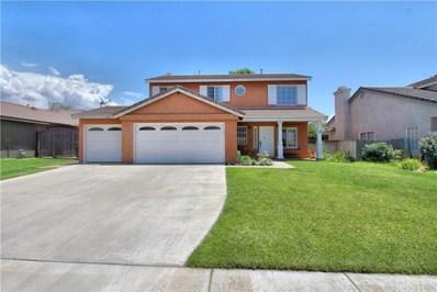 1656 Quail Summit Drive, Beaumont, CA 92223 - MLS#: EV18169091