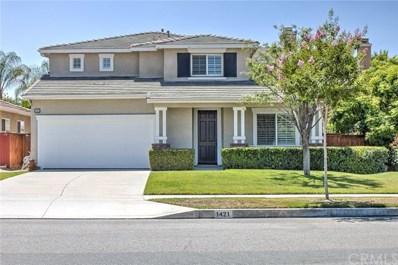 1421 Cambria Court, Redlands, CA 92374 - MLS#: EV18174342