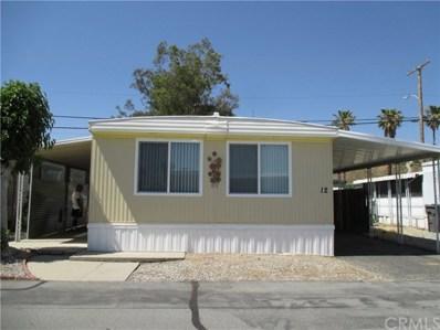 721 N Sunset UNIT 12, Banning, CA 92220 - MLS#: EV18175035