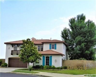 11789 Kenworth Court, Yucaipa, CA 92399 - MLS#: EV18176680