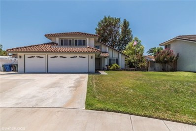 3926 Rancho Reina Court, Riverside, CA 92505 - MLS#: EV18176868