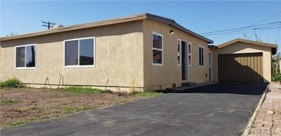 6543 Cassandra Drive, Bell Gardens, CA 90201 - MLS#: EV18177226