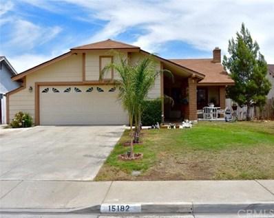 15182 Jacquetta Avenue, Moreno Valley, CA 92551 - MLS#: EV18177673