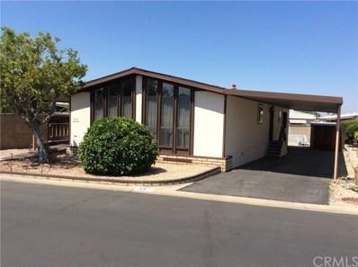 1251 E Lugonia Avenue UNIT 48, Redlands, CA 92374 - MLS#: EV18179192