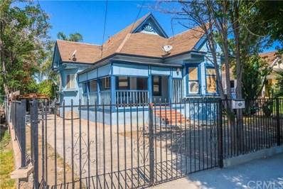 826 N G Street, San Bernardino, CA 92410 - MLS#: EV18183646