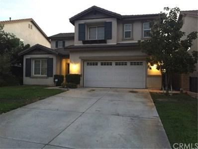 17577 Calle De Amigos, Moreno Valley, CA 92551 - MLS#: EV18186578