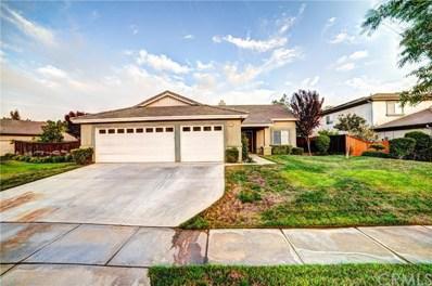 1720 Spyglass Court, Beaumont, CA 92223 - MLS#: EV18187538