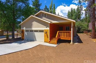 43246 Deer Canyon Road, Big Bear, CA 92315 - MLS#: EV18187788