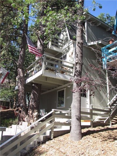 2405 Oak Drive, Arrowbear, CA 92308 - MLS#: EV18191516