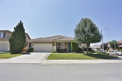 1649 Sera Moon Drive, Beaumont, CA 92223 - MLS#: EV18191700