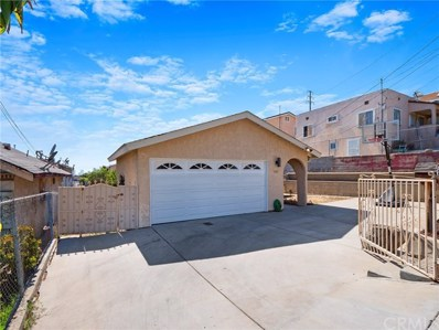 941 N Rowan Avenue, East Los Angeles, CA 90063 - MLS#: EV18192234