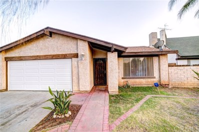 14256 Cholla Drive, Moreno Valley, CA 92553 - MLS#: EV18192820
