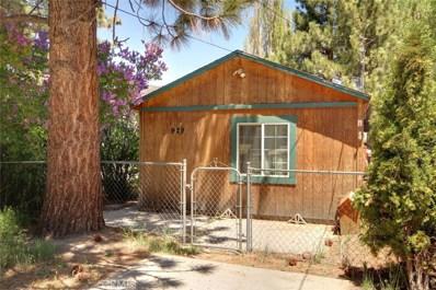 929 W Country Club Boulevard, Big Bear, CA 92314 - MLS#: EV18193047