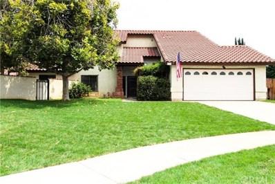 213 Donna Drive, Redlands, CA 92374 - MLS#: EV18196115