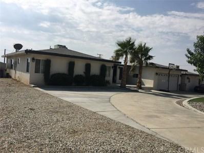 16283 Rancherias Road, Apple Valley, CA 92307 - MLS#: EV18196871