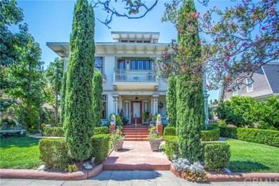 552 Cajon Street, Redlands, CA 92373 - MLS#: EV18198203