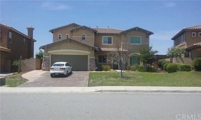 16797 Spring Canyon Place, Riverside, CA 92503 - MLS#: EV18198356