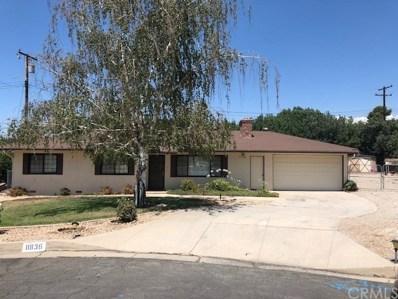 11836 Cornell Lane, Yucaipa, CA 92399 - MLS#: EV18198657