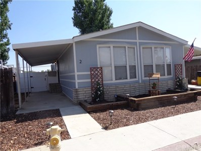 1721 E Colton Avenue UNIT 2, Redlands, CA 92374 - MLS#: EV18199973