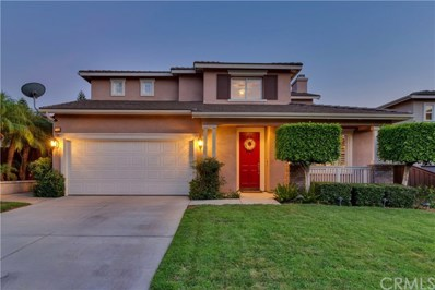 1608 Sundown Court, Redlands, CA 92374 - MLS#: EV18201098