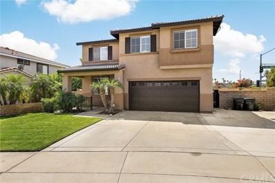 6568 Palo Verde Place, Rancho Cucamonga, CA 91739 - MLS#: EV18201683