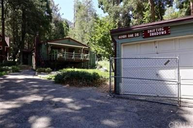 40959 Oak Drive, Forest Falls, CA 92339 - MLS#: EV18201788