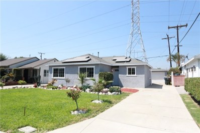 4661 Calada Avenue, Pico Rivera, CA 90660 - MLS#: EV18204289