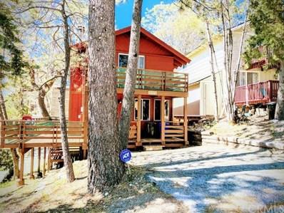 32970 Lone Pine Drive, Arrowbear, CA 92308 - MLS#: EV18205197