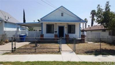 665 N J Street, San Bernardino, CA 92411 - MLS#: EV18206100