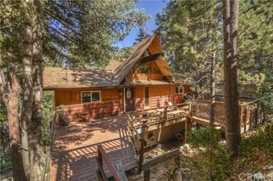 523 Brentwood Drive, Lake Arrowhead, CA 92352 - MLS#: EV18207350