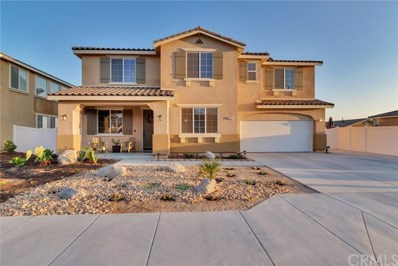 26717 Green Mountain Drive, Moreno Valley, CA 92555 - MLS#: EV18208191