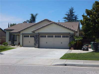 1181 Foothill Drive, Banning, CA 92220 - MLS#: EV18208953