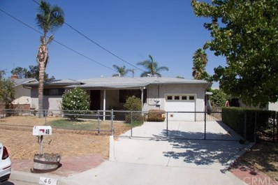 46 Highland Avenue, Riverside, CA 92507 - MLS#: EV18210136