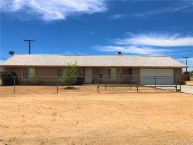 20915 Pahute Road, Apple Valley, CA 92308 - MLS#: EV18211748