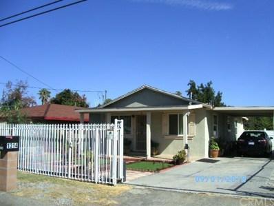 1314 E Davidson Street, San Bernardino, CA 92408 - MLS#: EV18213368