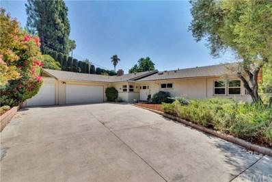12969 South Lane, Redlands, CA 92373 - MLS#: EV18214582