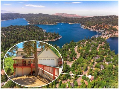 391 Emerald Drive, Lake Arrowhead, CA 92352 - MLS#: EV18215936