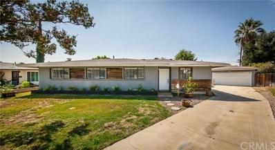 1325 Stillman Avenue, Redlands, CA 92374 - MLS#: EV18216171