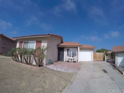 25646 Leah Lane, Sun City, CA 92586 - MLS#: EV18216925
