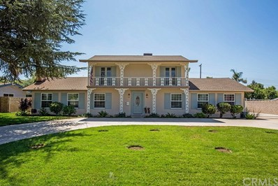 152 E Hilton Avenue, Redlands, CA 92373 - MLS#: EV18218556