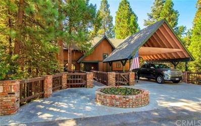 443 Old Toll Road, Lake Arrowhead, CA 92352 - MLS#: EV18219322