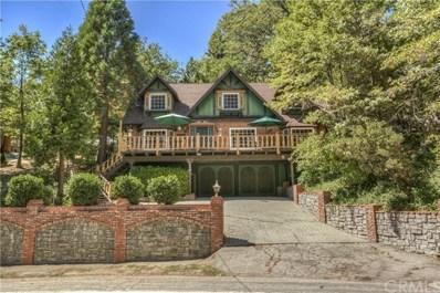 180 Brentwood Drive, Lake Arrowhead, CA 92352 - MLS#: EV18219493