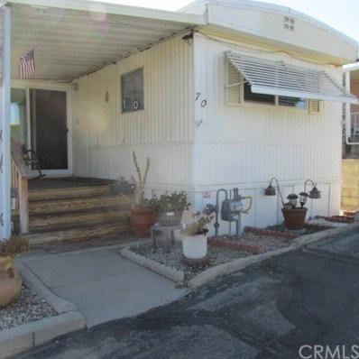 12995 6th Street UNIT 70, Yucaipa, CA 92399 - MLS#: EV18220010