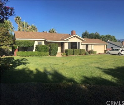 1316 Farview Lane, Redlands, CA 92374 - MLS#: EV18220285